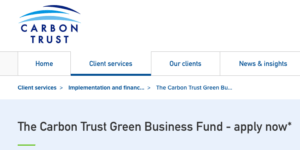 Carbon Trust fund available to update old HVAC systems