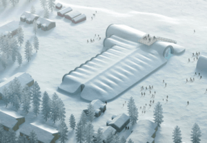 Solar cell technology to power Icehotel 365