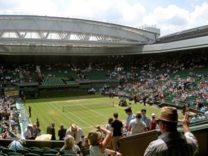 Wimbledon Number One court to be fitted with air conditioning